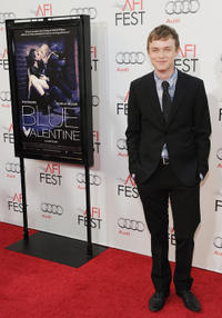 Dane DeHaan at the California premiere of
