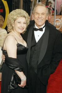 Patty Mariano and John Spencer at the 10th Annual Screen Actors Guild Awards.