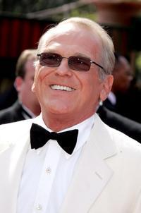 John Spencer at the 57th Annual Emmy Awards.