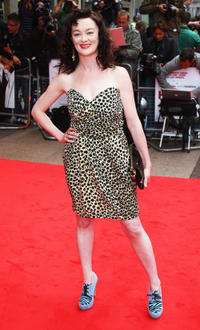 Bronagh Gallagher at the UK premiere of