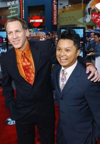 Stephen Spinella and Alec Mapa at the world premiere of