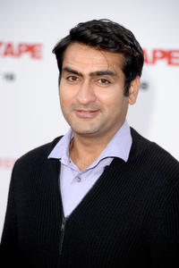 Kumail Nanjiani at the California premiere of
