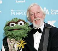 Carroll Spinney at the 34th Annual Daytime Creative Arts & Entertainment Emmy Awards.