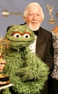 Carroll Spinney at the 33rd Annual Daytime Emmy Awards.