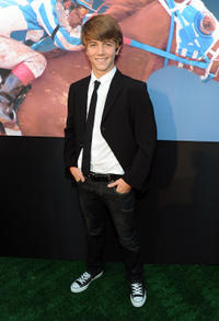 Sean Cunningham at the California premiere of