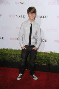 Sean Cunningham at the 8th Annual Teen Vogue Young Hollywood party in California.