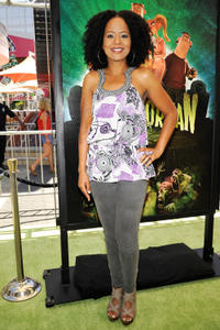 Tempestt Bledsoe at the world premiere of