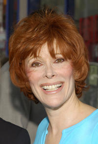 Jill St. John at the ceremony honoring actor Robert Wagner with a star on the Hollywood Walk of Fame in California.