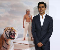 Suraj Sharma at the California premiere of