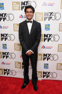 Suraj Sharma at the Opening Night Gala of
