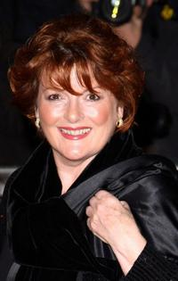 Brenda Blethyn at the UK premiere of