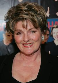 Brenda Blethyn at the New York premiere of
