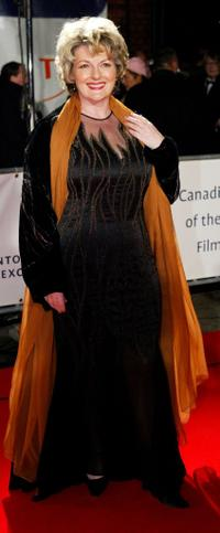 Brenda Blethyn at the European Film Awards 2003.