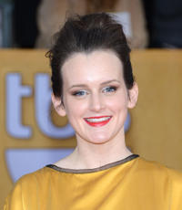 Sophie McShera at the 19th Annual Screen Actors Guild Awards in California.
