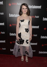 Sophie McShera at the Entertainment Weekly's celebration honoring the 2015 SAG Awards nominees.
