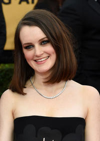 Sophie McShera at the 21st Annual Screen Actors Guild Awards in California.