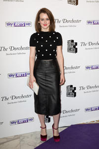 Sophie McShera at the South Bank Sky Arts awards in California.