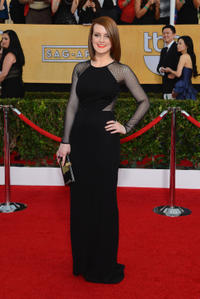 Sophie McShera at the 20th Annual Screen Actors Guild Awards in California.