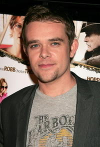 Actor Nick Stahl at the Hollywood premiere of
