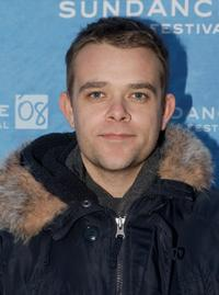 Nick Stahl at the 2008 Sundance Film Festival for premiere of
