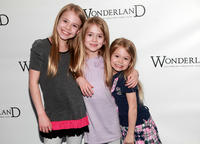 Alexa Gerasimovich, Ashley Gerasimovich and Erin Gerasimovich at the Broadway Opening Night of
