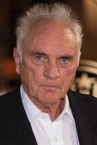 Terence Stamp arrives to the Tribute To Chinese Director Zhang Yimou during the 12th International Marrakech Film Festival.