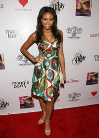 Meagan Tandy at the Lauren Hildebrandt's