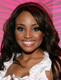 Meagan Tandy at the Fashion Rocks the Universe! event in Nevada.