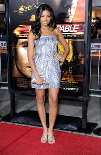 Meagan Tandy at the California premiere of
