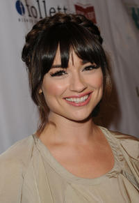 Crystal Reed at the 2nd Annual Thirst Project Gala in California.