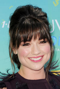 Crystal Reed at the 2011 Teen Choice Awards in California.