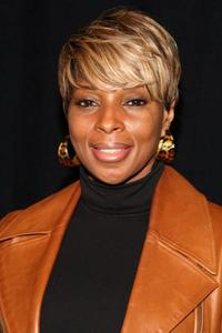 Mary J. Blige at the premiere of