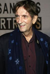 Harry Dean Stanton at the TEN's presentation of Timothy Greenfield-Sanders XXX 30 Porn-Stars Portraits.
