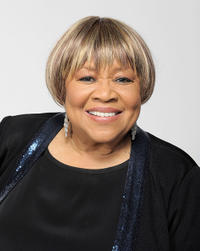 Mavis Staples at the 42nd NAACP Image Awards.