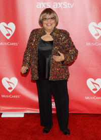 Mavis Staples at the 2013 MusiCares Person of The Year Gala Honoring Bruce Springsteen in California.