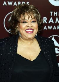 Mavis Staples at the 47th Annual Grammy Awards.