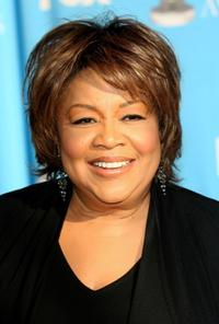 Mavis Staples at the 38th Annual NAACP Image Awards.