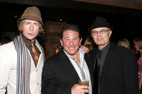 Josh Meyers, Don Stark and Kurtwood Smith at the Fox Television