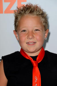 Jackson Nicoll at the California premiere of