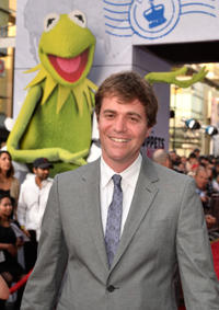 Writer Nicholas Stoller at the California premiere of