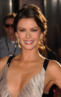 Olga Fonda at the California premiere of