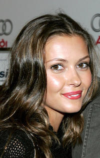 Olga Fonda at the premiere of