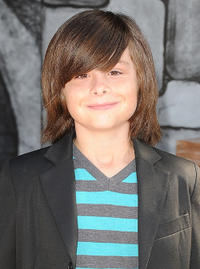 Robbie Tucker at the Los Angeles premiere of
