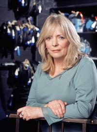 Alison Steadman at the first TV Advertising Campaign for Breast Cancer Care.