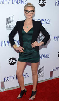 Eliza Coupe at the Special Evening of
