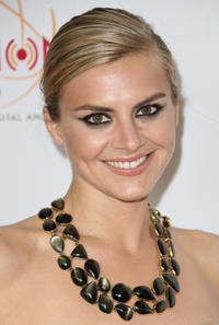 Eliza Coupe at the 33rd Annual College Television Awards in California.