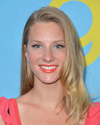 Heather Morris at the Academy Of Television Arts & Sciences premiere of