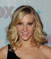 Heather Morris at the Fox TV's TCA All-Star party in California.