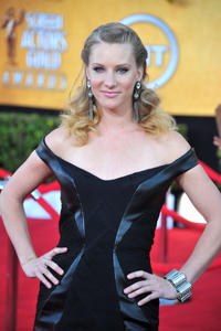 Heather Morris at the 18th Annual Screen Actors Guild Awards in California.