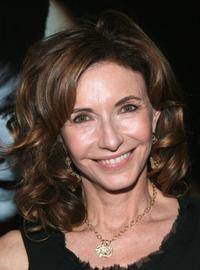 Mary Steenburgen at the premiere of